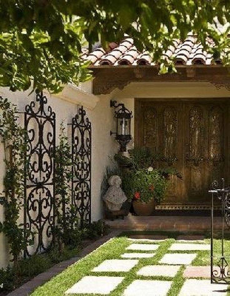 20 Amazing Wall Outdoor Design Ideas Patio Wall Decor