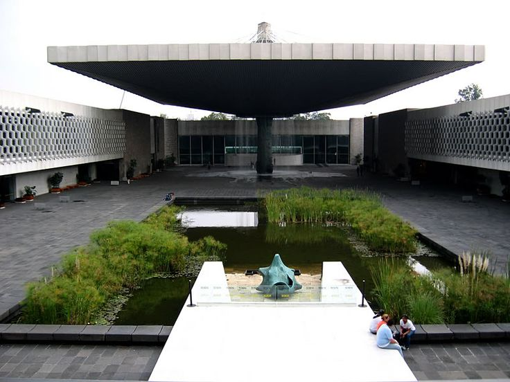 Museo de Antropologia, considered one of the best in the world....