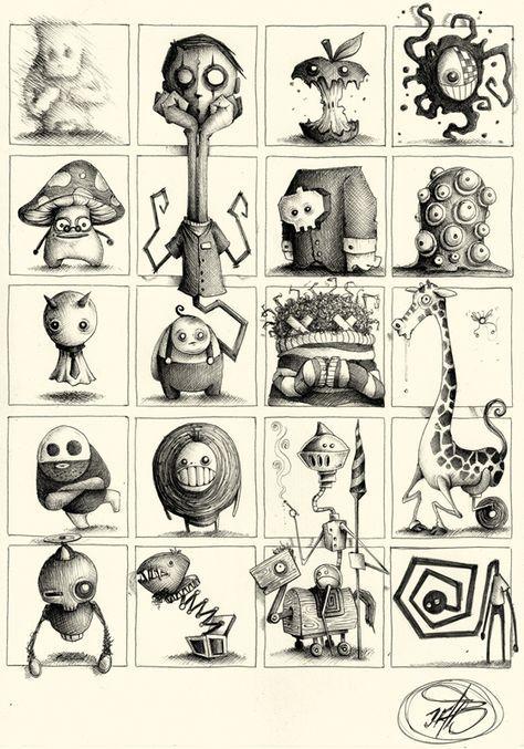 PK_M Collection by Paride Bertolin (JAB), via Behance