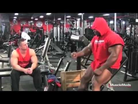 Kai Greene explains the difference between a bodybuilder and a weightlifter.