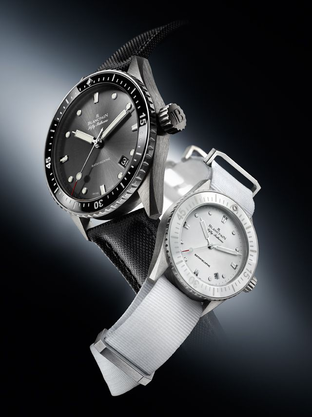 Read the Blancpain's portrait on WtheJournal.com