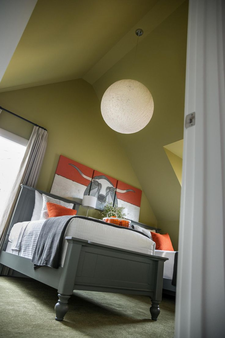 Kids Bedroom From HGTV Smart Home 2015