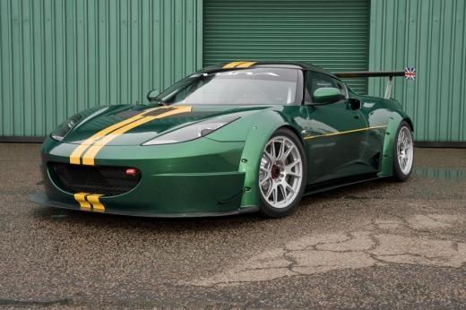 Lotus Evora GTC revealed
