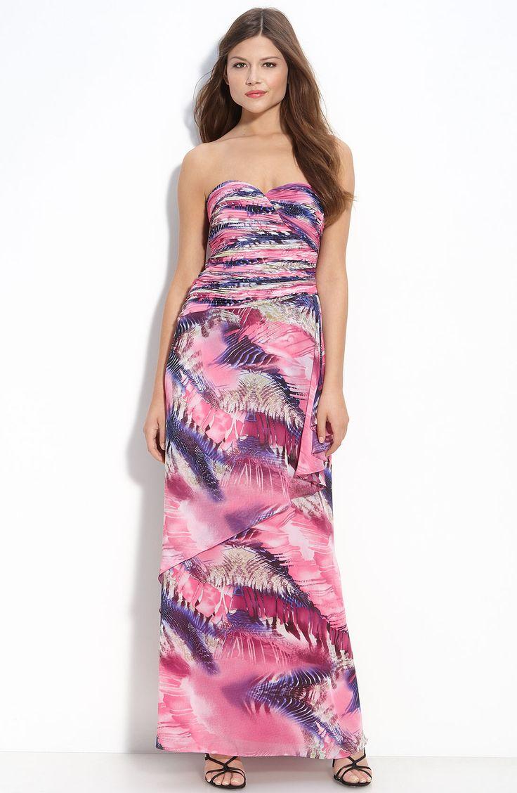 js boutique floral print dress