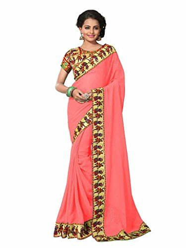 68238975fc9 Elite Beautiful Traditional Indian Partywear Saree        AMAZON BEST BUY      TraditionalWear