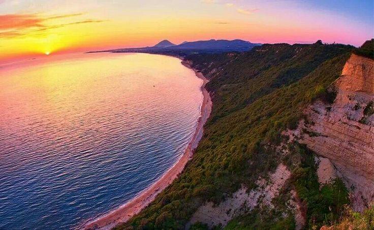 Santa Barbara beach @ Corfu island
