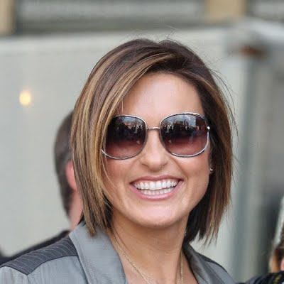 Mariska Hargitay Chin Length Hairstyle Hair Chin Length Hair