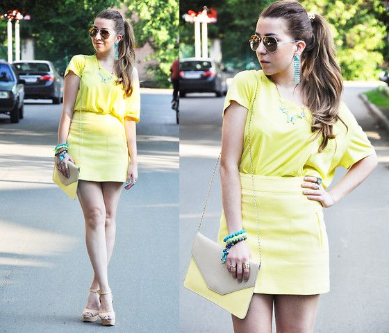 Sunny, yesterday my life was filled with rain... (by Olesya Ole) http://lookbook.nu/look/3600971-Sunny-yesterday-my-life-was-filled-with-rain