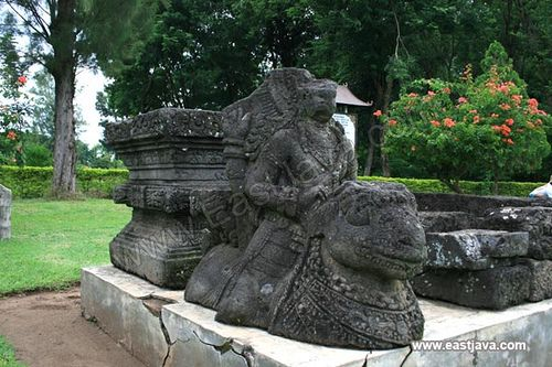 Tegowangi Temple - Kediri - East Java