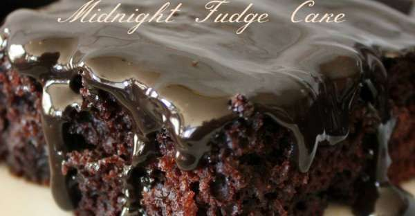 Midnight Fudge Cake recipe, is a great name for a dessert. The creators at Oh, Bite It,  have given  ...