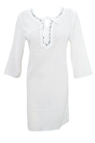 Mogul Women's Casual Tunic Dress Kurti Neck Sequin Embroi... https://www.amazon.ca/dp/B074K8BWB1/ref=cm_sw_r_pi_dp_x_.opRzbP3C726W  #TUNIC #BOHO #FASHION #HIPPIE #SALE #WHITE #GIFT #BOHOHIPPIE #GIFTFORHER
