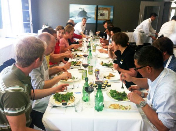 1000 images about what 39 s a foodie tour on pinterest for Team building cuisine
