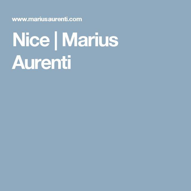 Nice   Marius Aurenti