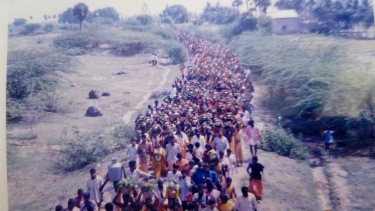 Vedavakkam Sri adhisakthi muthumariamman Kovil festival in சித்திரை பௌர்ணமி திருவிழா