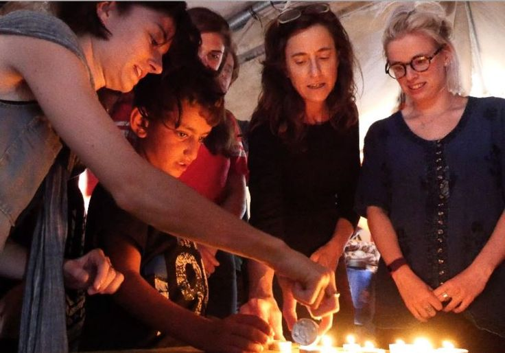 For much of Saturday, the Jewish activists strolled about Susiya. Some visitors observed Shabbat and prayed indoors while others rolled cigarettes and unfolded the weekend Hebrew newspapers.