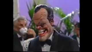 Robert de Niro and Jack Nicholson on Spitting Image  HootyHaHas Flashbacks