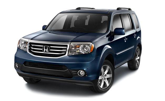 Honda Pilot Reviews - Honda Pilot Price, Photos, and Specs - CARandDRIVER