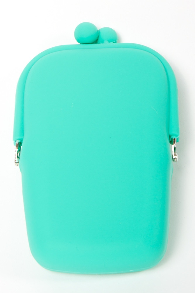 hot mint coin purse - this is my color WANT THIS