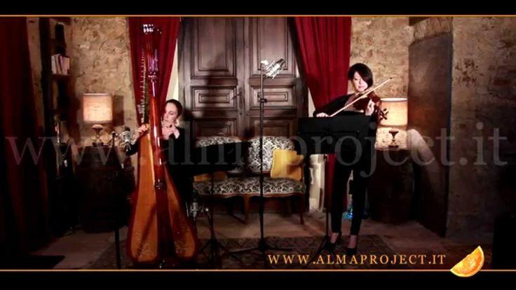 ALMA PROJECT - Harp & Violin DC - Romeo e Giulietta (N.Rota)