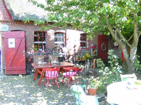Kerzenhof Café, Schafstedt/Dithmarschen