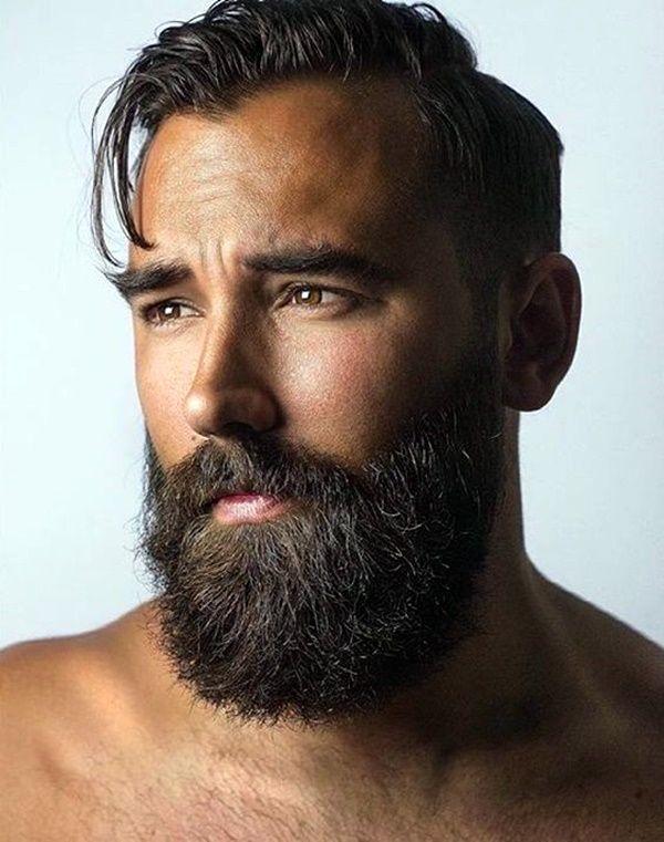 Les 25 Meilleures Id Es De La Cat Gorie Homme Poilu Sur Pinterest Hommes Poilus Barbe Sexy Et
