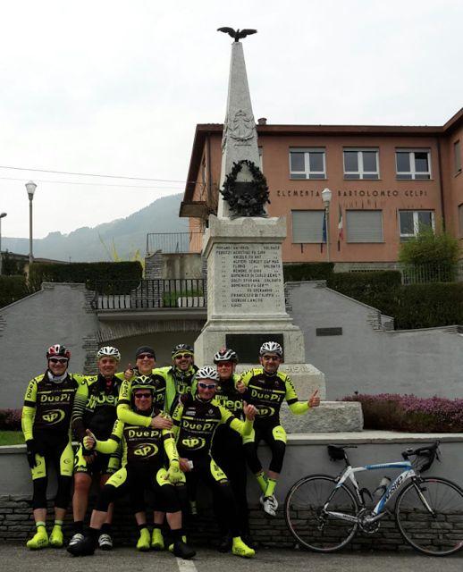 Team DuePi: Spaccagambe sulla Schignano!