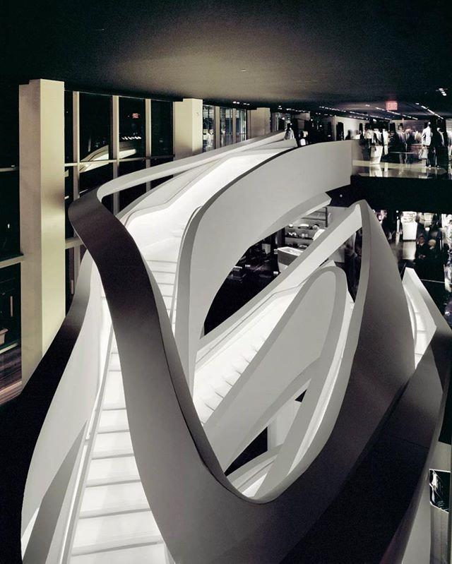 Best 20+ Armani store ideas on Pinterest   Modern stairs design ...