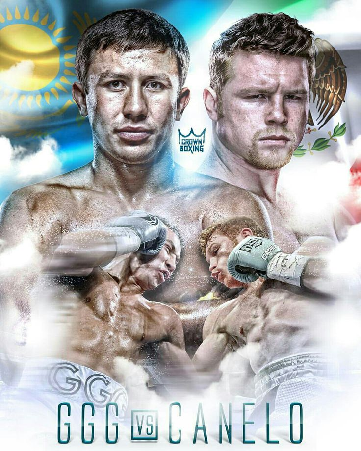 The # 1 highly-anticipated fight in the sport of boxing @canelo vs. @gggboxing. This fight landed at number one on @rbrboxing list last year and we are hoping to see it go down this September. If Canelo vs. Golovkin takes place at 160 pounds in September, who will win? #GolovkinCanelo