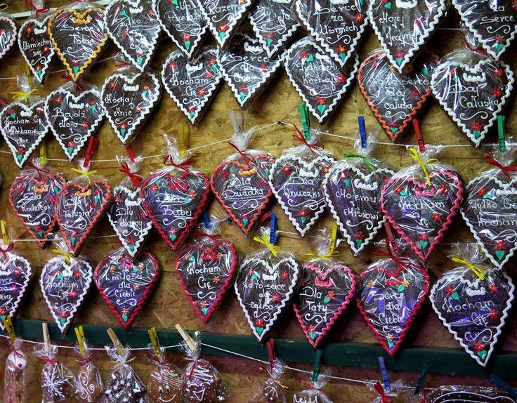 Dla każdego coś słodkiego :-) #Gliwice #christmas #christmasmarket