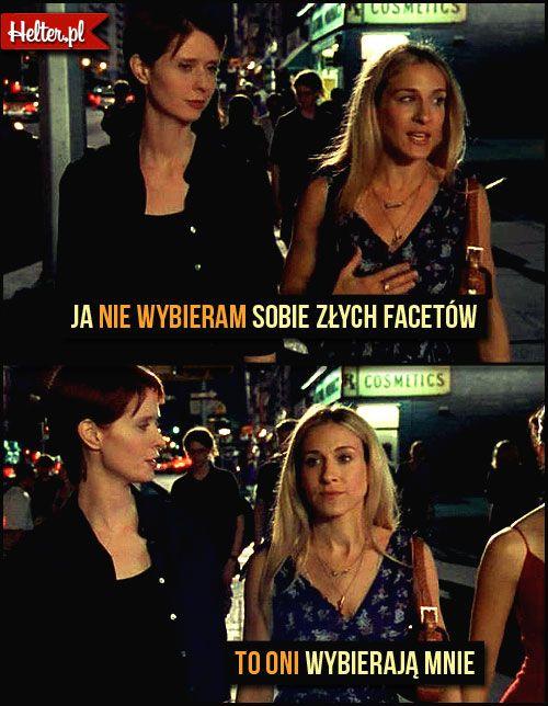 Seks w Wielkim Mieście  #cytaty #sekswwielkimmiescie #sexandthecity #satc #carriebradshaw #moda #filmowe #popolsku #helter #filmy #kino