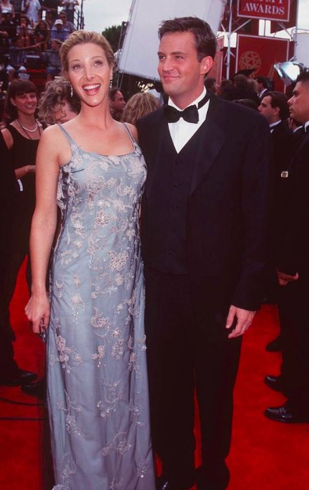 Fancy red carpets were lucky to have him. | 17 Photos That Will Make You Fall In Love With Young Matthew Perry