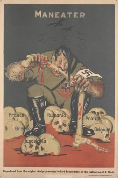 the importance of the use of imagery as war propaganda The integration of war propaganda into the texture of existing mass media and popular culture allows it to announce a new mobilization of society and troops against .