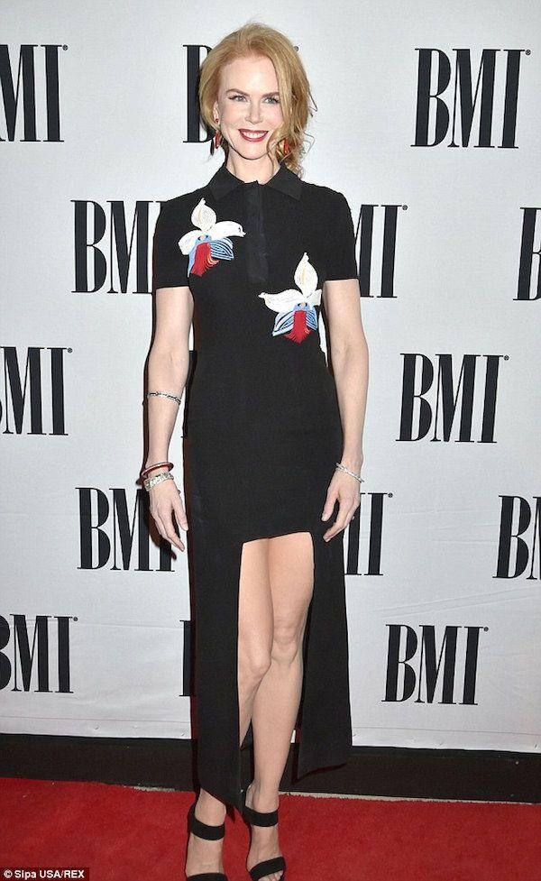 Nicole Kidman in #Fendi