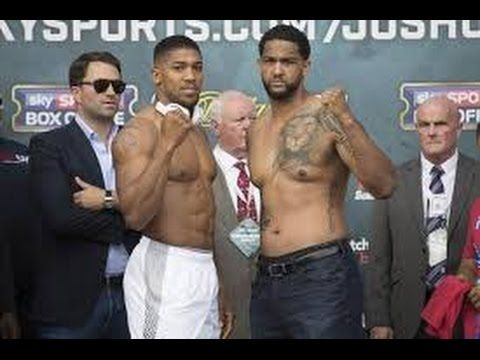 Anthony Joshua vs Dominic Breazeale Full Fight Highlights Wesss Commentary
