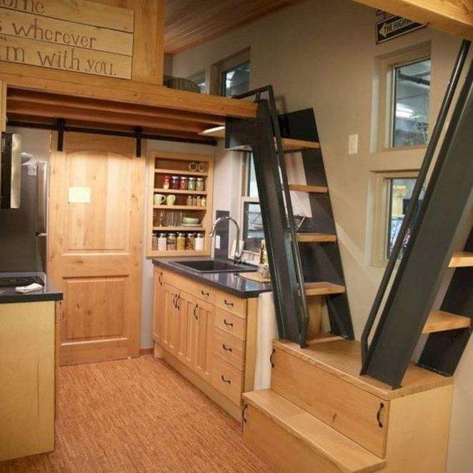 35 The Incredible Tiny House Interior Design Ideas Game Tiny House Interior Design Tiny House Interior Tiny House Stairs