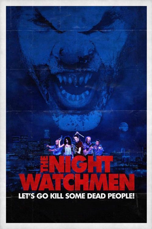 Watch The Night Watchmen 2016 Full Movie Download free