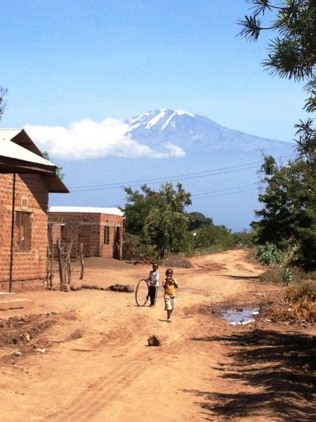 Postcard From... Moshi, Tanzania. A lovely story about Nikki's time volunteering at a local school and orphanage.