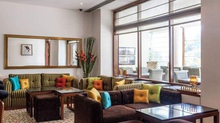 Not just a superb boutique (in its truest sense) hotel, but also the home of one of Asia's most highly regarded restaurants.