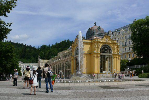 Mariánské Lázně | Karlovy Vary – průvodce, hotely, lázně, wellness, webkamera ... #marianskelazne