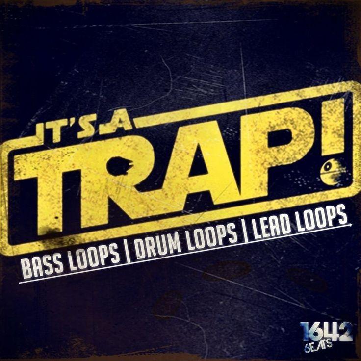 It's a TRAP I. (16-Bit WAV LOOPS / SAMPLES) BEST TRAP PACK FL ABLETON
