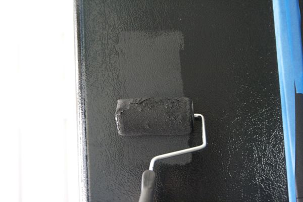 Can You Use Chalkboard Paint On Stainless Steel