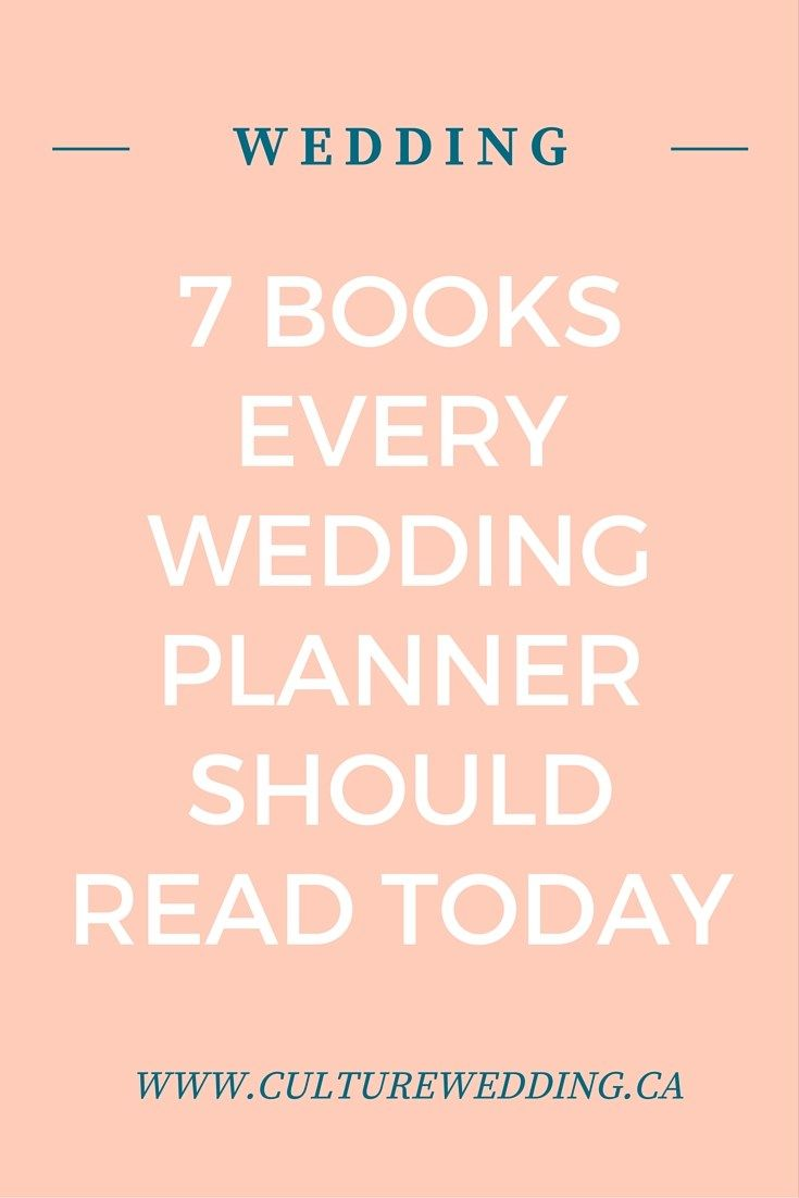 Best 25 wedding coordinator jobs ideas on pinterest event 7 books every wedding planner should read magicingreecefo Images