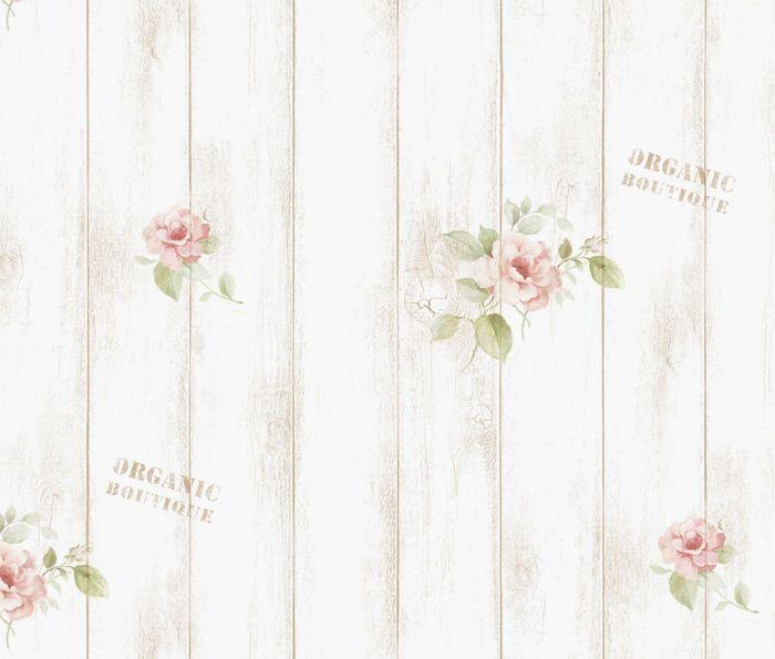 Rose Shabby Panel Contact Paper Peel And Stick Wallpaper En 2020 Empapelado Floral Empapelado Laminas Vintage Para Imprimir