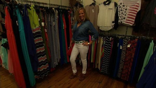 Cheap Chic Shopping on WABC's LiveWell Network