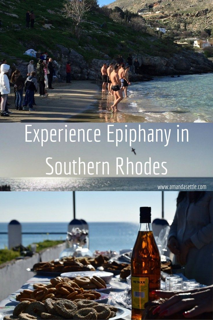 Experience Epiphany in Southern Rhodes