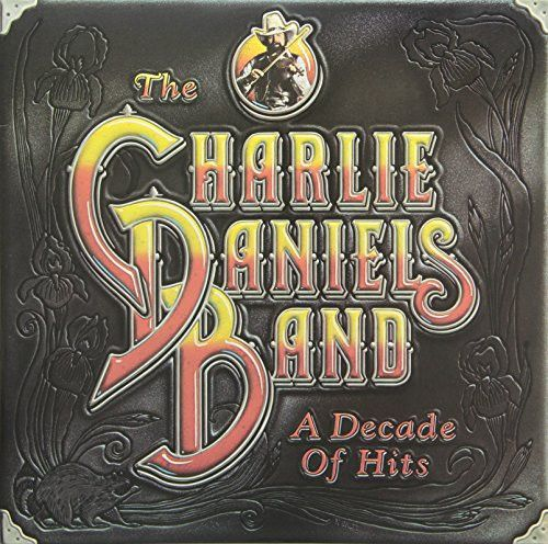 Decade of Hits - Charlie Daniels Band, LP (Pre-Owned)