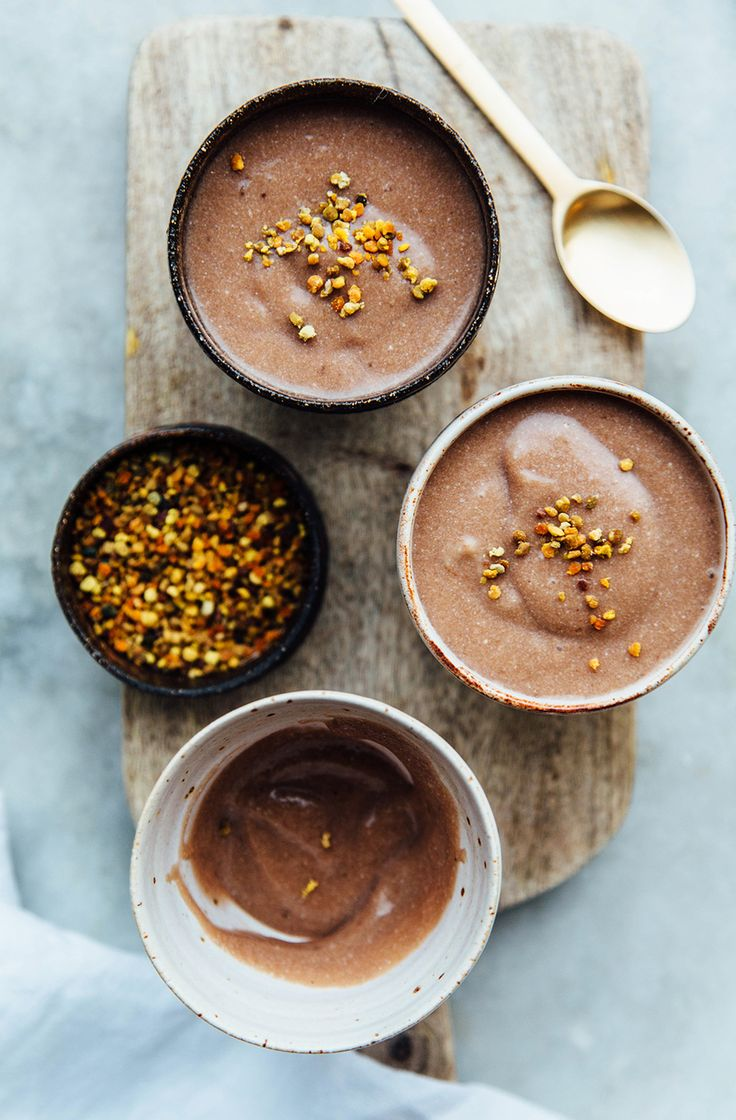 Best 20+ Healthy chocolate mousse ideas on Pinterest | Healthy ...