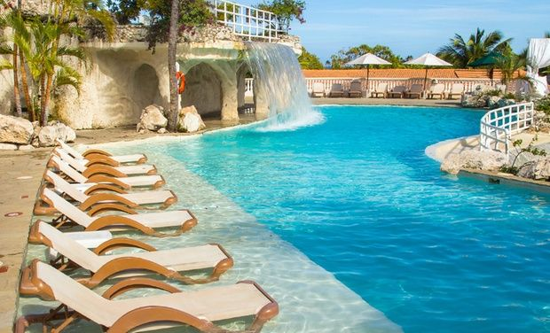 All Inclusive Stay With Vip Perks At Cofresi Palm Beach Spa Resort In Dominican Republic Dates Into December Dominican Republic Resorts Resort Spa Dominican Republic Travel