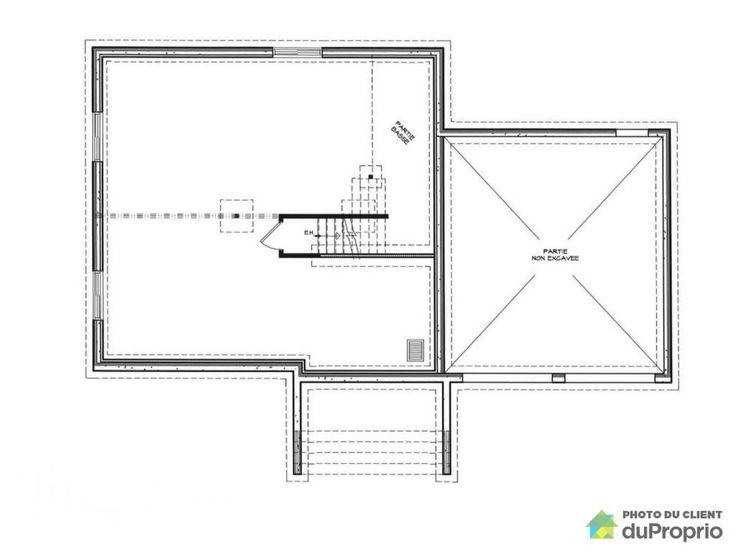 430 best Deco images on Pinterest Living room, Stairs and Ikea decor - orientation maison sur terrain