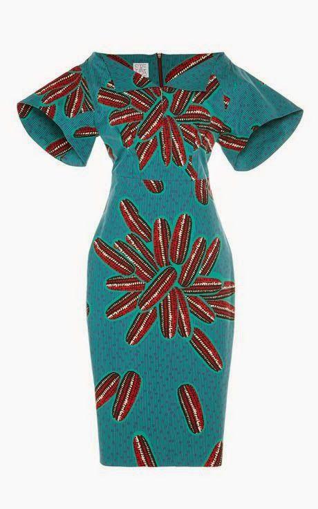 Fashion and Style Kulture: HAUTE ANKARA DRESSES, TRENDING